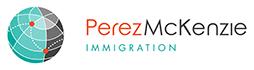 Perez McKenzie Immigration Logo